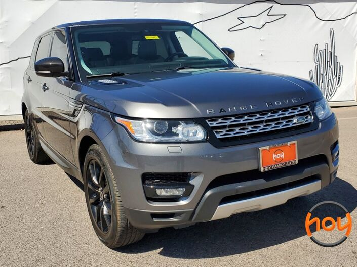 2014 Land Rover Range Rover Sport 3.0L V6 Supercharged HSE El Paso TX