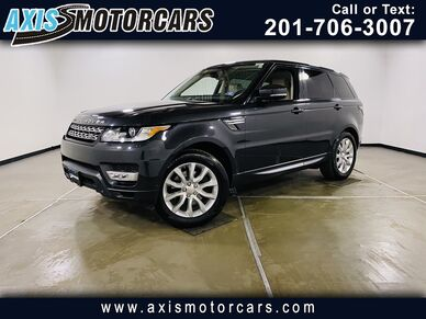 Used Land Rover Range Rover Sport Jersey City Nj
