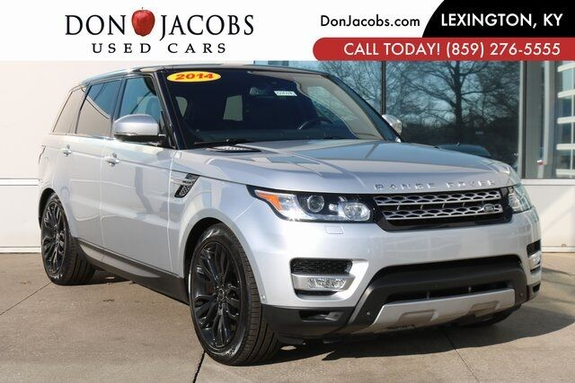 2014 Land Rover Range Rover Sport 3.0L V6 Supercharged HSE Lexington KY