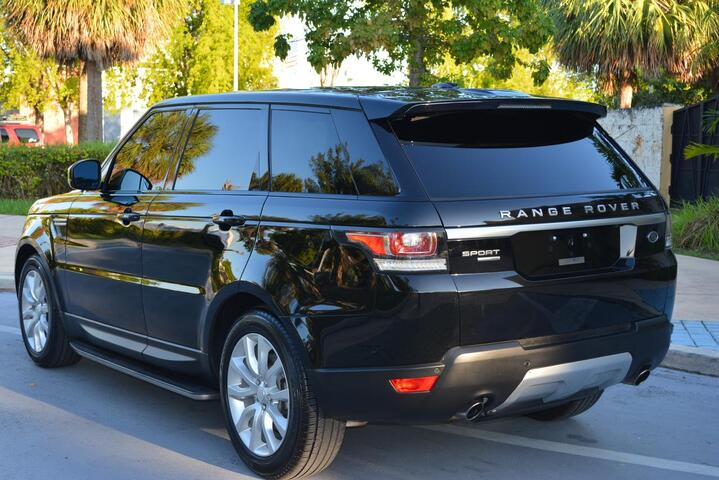 2014 Land Rover Range Rover Sport 3.0L V6 Supercharged HSE Miami FL