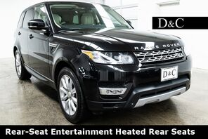 2014_Land Rover_Range Rover Sport_3.0L V6 Supercharged HSE Rear-Seat Entertainment Heated Rear Seats_ Portland OR