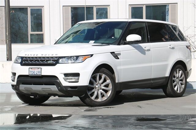 2014 Land Rover Range Rover Sport 3.0L V6 Supercharged HSE San Francisco CA