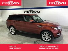 2014_Land Rover_Range Rover Sport_4WD 4dr HSE_ Winnipeg MB