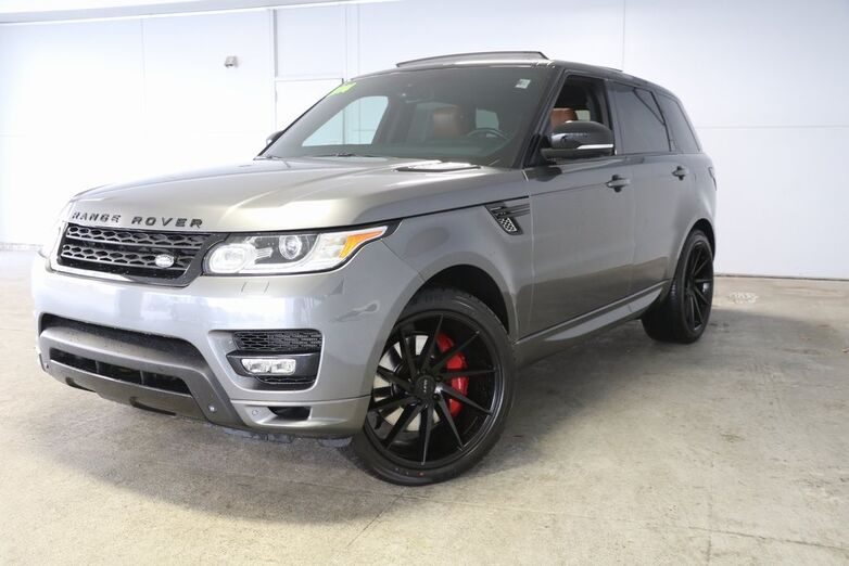 2014 Land Rover Range Rover Sport 5.0L V8 Supercharged Autobiography Merriam KS