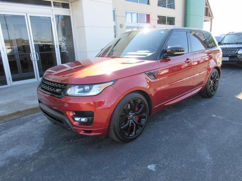 2014_Land Rover_Range Rover Sport_5.0L V8 Supercharged Autobiography_ Warwick RI