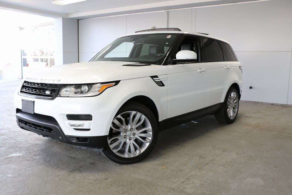 2014 Land Rover Range Rover Sport 5.0L V8 Supercharged Merriam KS