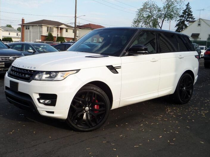2014 Land Rover Range Rover Sport Autobiography Elmont NY