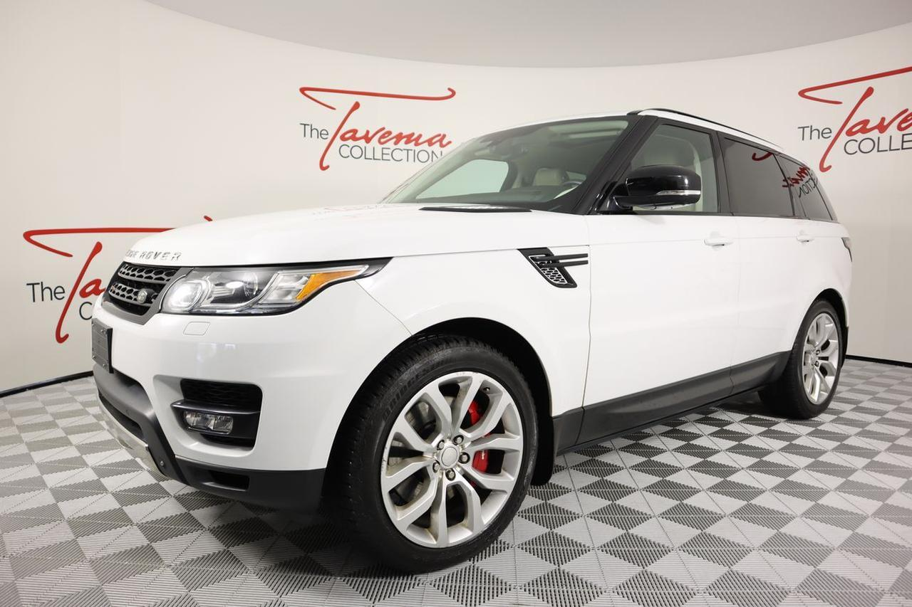 2014 Land Rover Range Rover Sport Autobiography Sport Utility 4D Hollywood FL