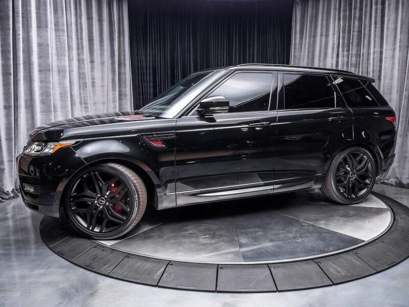 2014_Land Rover_Range Rover Sport_Autobiography Supercharged V8 4WD SUV **LOADED**_ Chicago IL