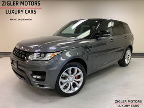 Land Rover Range Rover Sport *Autobiography* V8 Supercharged One Owner Clean Carfax Perfect! 2014