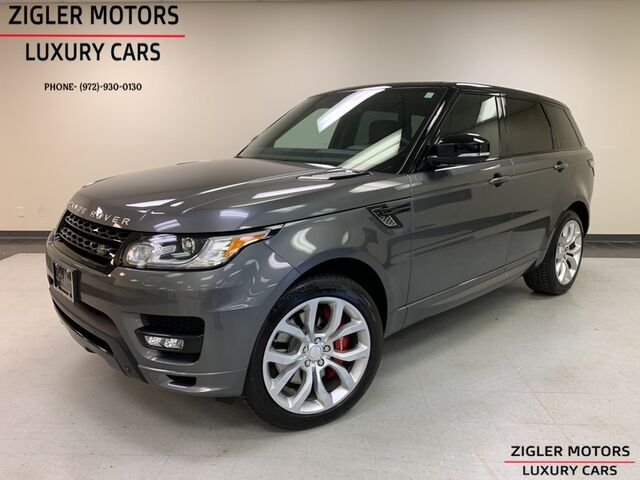 2014 Land Rover Range Rover Sport *Autobiography* V8 Supercharged One Owner Clean Carfax Perfect! Addison TX