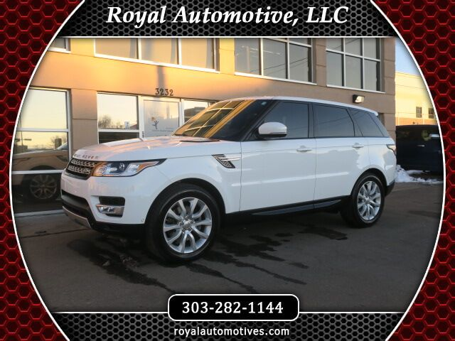 2014 Land Rover Range Rover Sport HSE Englewood CO