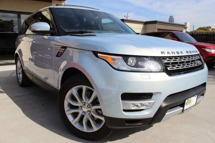 2014 Land Rover Range Rover Sport HSE 1 OWNER CLEAN CARFAX PANO ROOF Houston TX