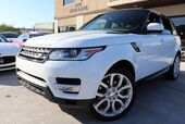 2014 Land Rover Range Rover Sport HSE 1 OWNER GREAT MILES SHOWROOM CONDITION!!!