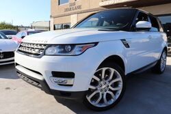 Land Rover Range Rover Sport HSE 1 OWNER GREAT MILES SHOWROOM CONDITION!!! 2014