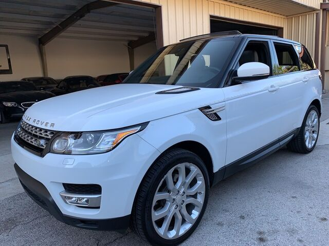 2014 Land Rover Range Rover Sport HSE 1 OWNER GREAT MILES SHOWROOM CONDITION!!! Houston TX