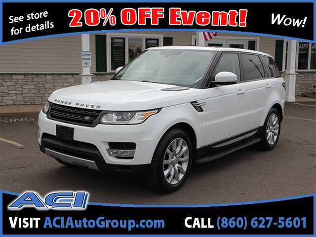 2014 Land Rover Range Rover Sport HSE East Windsor CT