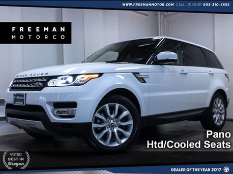 2014_Land Rover_Range Rover Sport_HSE Pano Htd/Cooled Seats_ Portland OR