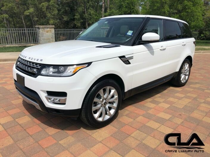 2014 Land Rover Range Rover Sport HSE The Woodlands TX