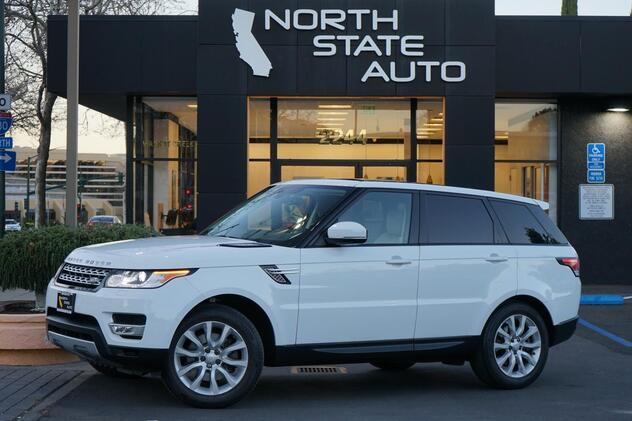 2014_Land Rover_Range Rover Sport_HSE_ Walnut Creek CA