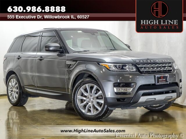 2014 Land Rover Range Rover Sport HSE Willowbrook IL