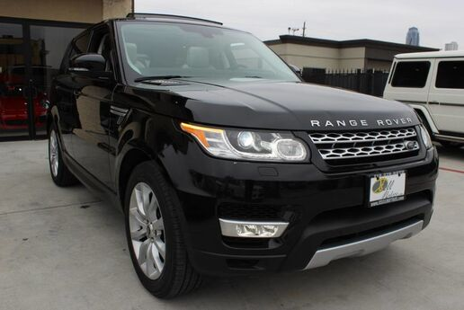 2014 Land Rover Range Rover Sport HSE,1 OWNER,CLEAN CARFAX,LOADED! Houston TX