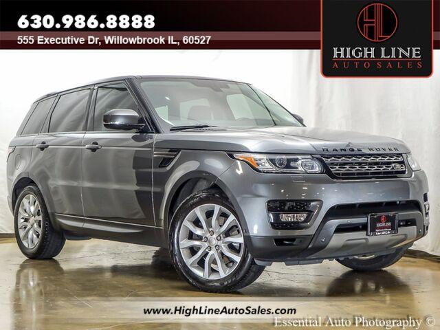 2014 Land Rover Range Rover Sport SE Willowbrook IL