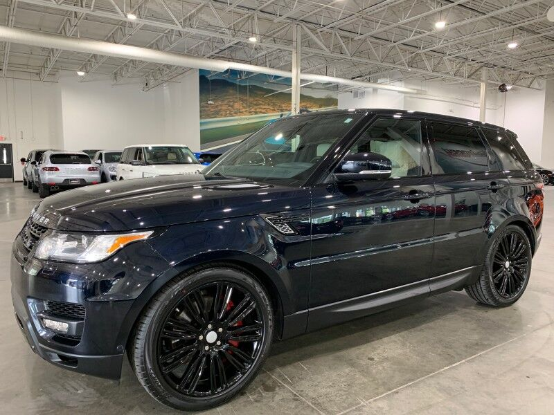 2014_Land Rover_Range Rover Sport_Supercharged 91k MSRP_ Charlotte NC