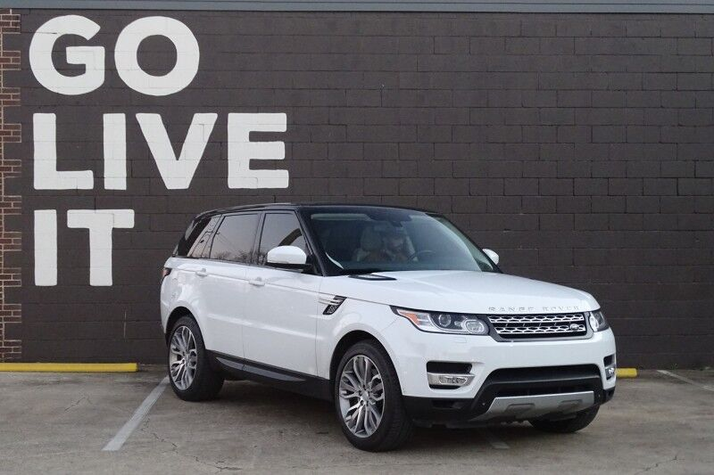 2014 Land Rover Range Rover Sport Supercharged Birmingham AL