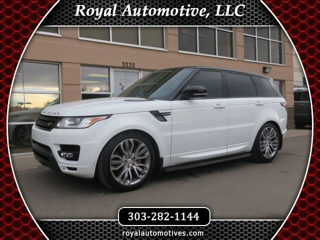 2014 Land Rover Range Rover Sport Supercharged Englewood CO