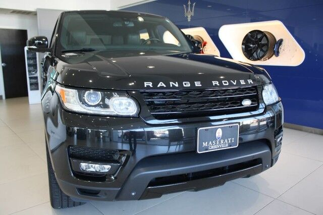 2014 Land Rover Range Rover Sport Supercharged Greenville SC