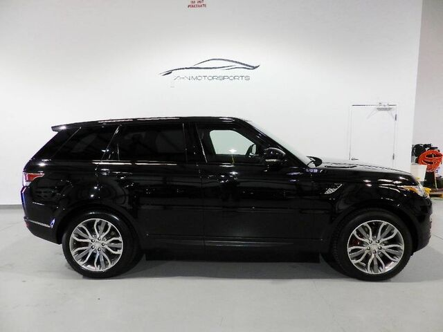 2014 Land Rover Range Rover Sport Supercharged Tampa FL