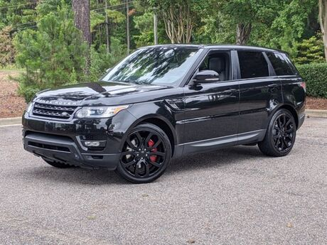 2014 Land Rover Range Rover Sport Supercharged Raleigh NC