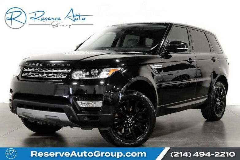 2014 Land Rover Range Rover Sport Supercharged Vision Pkg The Colony TX