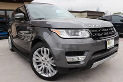 2014_Land Rover_Range Rover Sport_Supercharged,CLEAN CARFAX,TEXAS BORN,LOADED!_ Houston TX