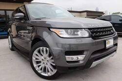 Land Rover Range Rover Sport Supercharged,CLEAN CARFAX,TEXAS BORN,LOADED! 2014