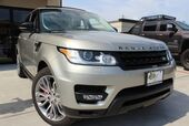 2014 Land Rover Range Rover Sport Supercharged,DYNAMIC PKG,DVD,LOADED!