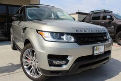 Land Rover Range Rover Sport Supercharged,DYNAMIC PKG,DVD,LOADED! 2014