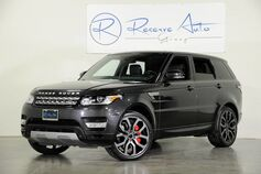 2014 Land Rover Range Rover Sport V8 Supercharged Rover Certified Warranty