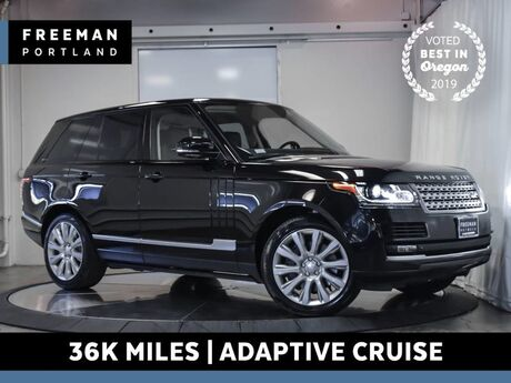 2014 Land Rover Range Rover Supercharged 4WD 36k Miles Adaptive Cruise Pano Portland OR