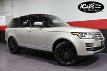 2014 Land Rover Range Rover Supercharged 4dr Suv