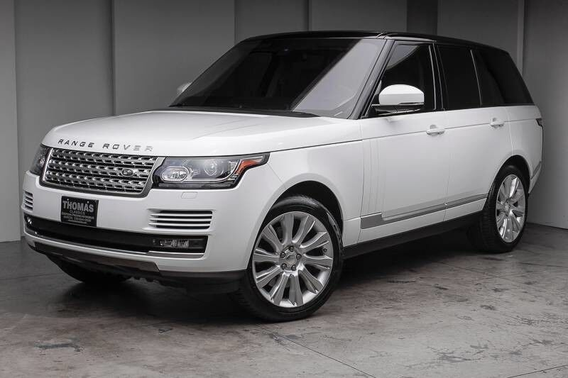 2014 Range Rover >> 2014 Land Rover Range Rover Supercharged Akron Oh 16104523
