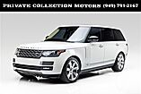 2014 Land Rover Range Rover Supercharged Autobiography Black 1 of 25 $194,330 MSRP Costa Mesa CA