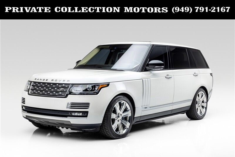 2014_Land Rover_Range Rover_Supercharged Autobiography Black 1 of 25 $194,330 MSRP_ Costa Mesa CA