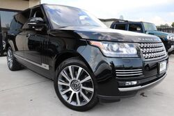 Land Rover Range Rover Supercharged Autobiography LWB CLEAN CARFAX 1 OWNER $142,100 MSRP!!! 2014