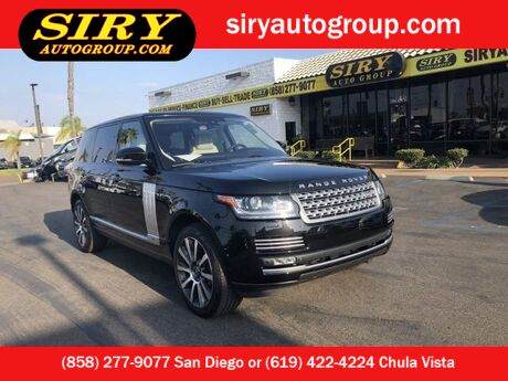 2014 Land Rover Range Rover Supercharged Autobiography San Diego CA