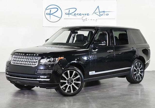 2014 Land Rover Range Rover Supercharged Autobiography The Colony TX