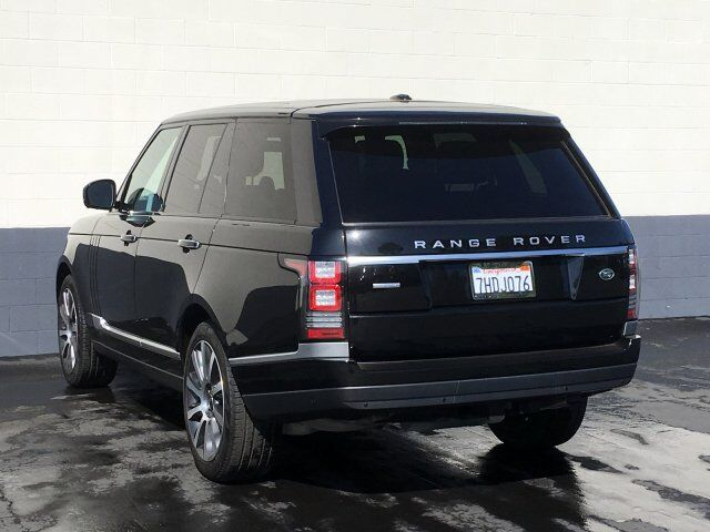 2014 Land Rover Range Rover Supercharged Autobiography Ventura CA