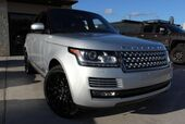 2014 Land Rover Range Rover Supercharged Autobiography,RED INTERIOR,1 OWNER!