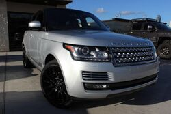 Land Rover Range Rover Supercharged Autobiography,RED INTERIOR,1 OWNER! 2014